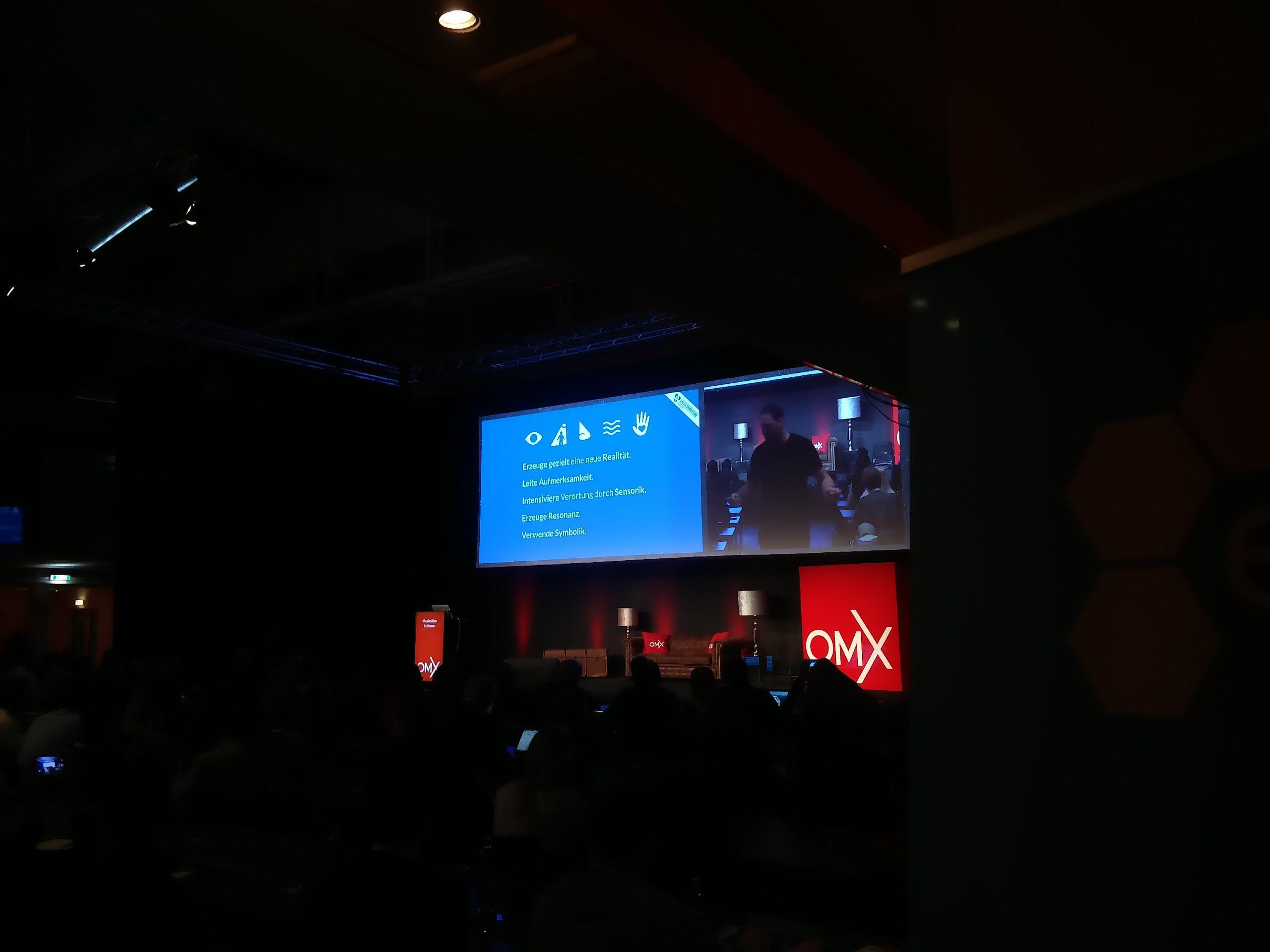 Karl Kratz auf OMX