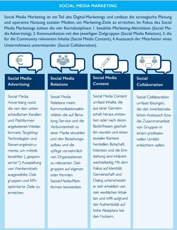 Social Media Marketing Strategie BVDW-Paper