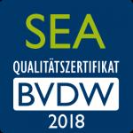 bvdw-Zertifikat SEA 2018